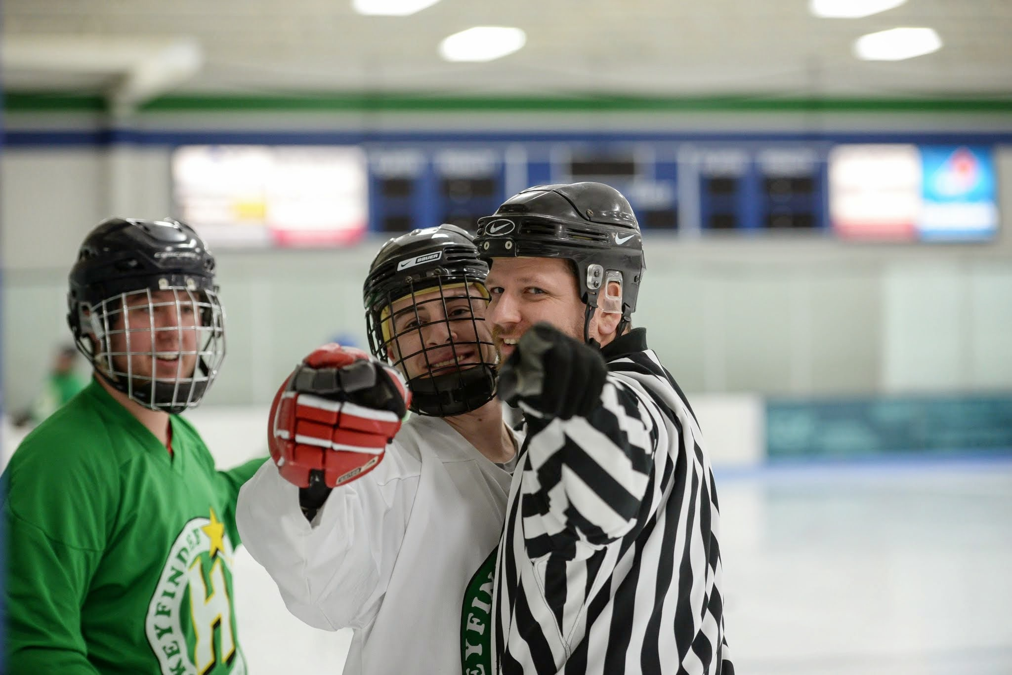 Hockey Finder Referees